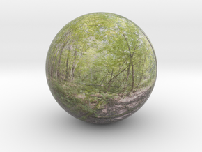 sphere panorama 4 in Full Color Sandstone