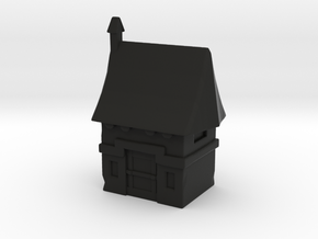 Vampire House in Black Strong & Flexible