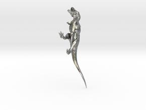 Tyrannosaurus Rex Krentz in Natural Silver