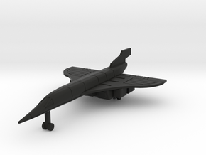 Silver Jet2 in Black Strong & Flexible