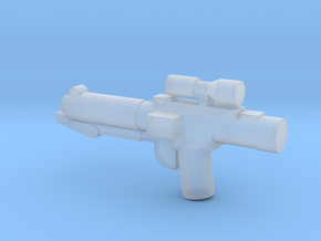 E-11 Blaster in Frosted Ultra Detail