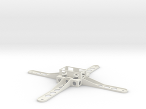 24g Quad Frame in White Strong & Flexible