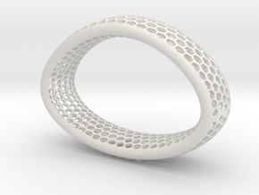 Pulserus in White Natural Versatile Plastic