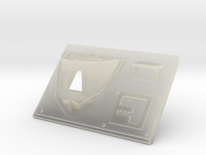 Front Plate Iconic in Transparent Acrylic