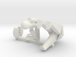 Cyber Arm Sprue Mrk1 in White Natural Versatile Plastic
