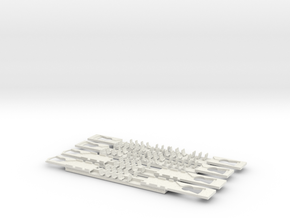 V-IRM chassis (1:160) in White Natural Versatile Plastic