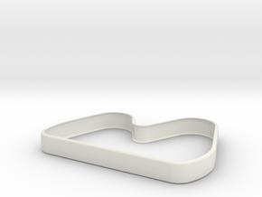 06 in White Natural Versatile Plastic