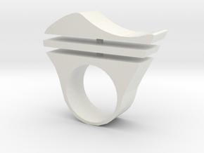ringtiras3 in White Natural Versatile Plastic