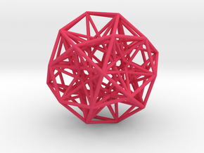 Sphere Small in Pink Strong & Flexible Polished