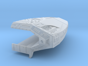 BSG Frigate Head Part Starboard Final in Frosted Ultra Detail