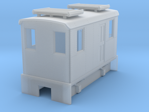HOn30 short boxcab for Kato 11-103 in Smooth Fine Detail Plastic