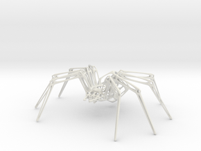Arachna in White Strong & Flexible