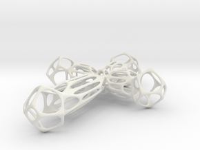 Crucis in White Natural Versatile Plastic