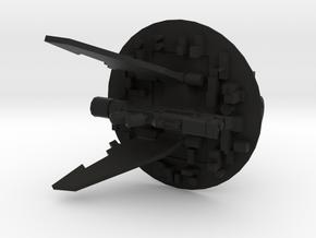 Laser Hover Drone in Black Natural Versatile Plastic