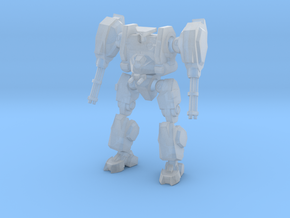 Mecha- Hunter (1/285th) Multi- Part in Smooth Fine Detail Plastic