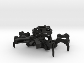 Crab in Black Strong & Flexible