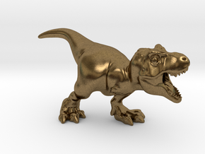 T.rex Chubbie Krentz in Natural Bronze