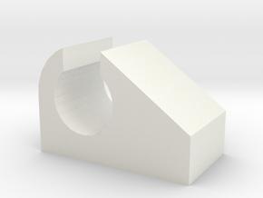 box mag in White Natural Versatile Plastic