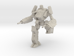 The White Knight in Natural Sandstone