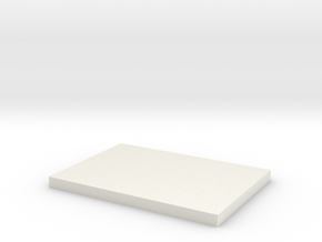 picture in White Natural Versatile Plastic