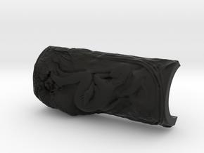 Glass Lense in Black Strong & Flexible