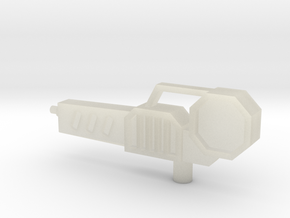Sunlink - L-Rifle in Transparent Acrylic