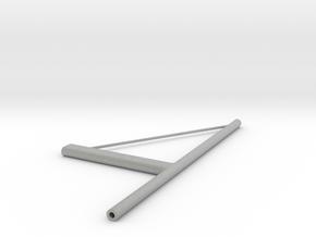Optimist mast in Metallic Plastic