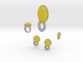 Lara Citron Jewelry Set in Full Color Sandstone