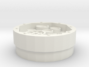 Ord_Sensor_01R in White Natural Versatile Plastic