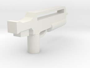 Famas in White Natural Versatile Plastic