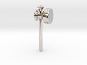 Megaton Hammer in Platinum