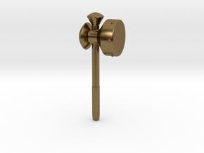 Megaton Hammer in Natural Bronze