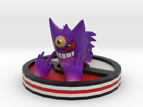 Mega Gengar in Full Color Sandstone