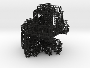 Fractal Graph 3 in Black Strong & Flexible