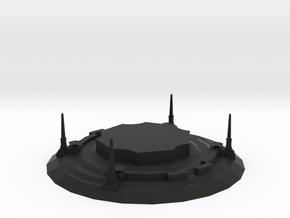40mm Display Pedestal in Black Strong & Flexible