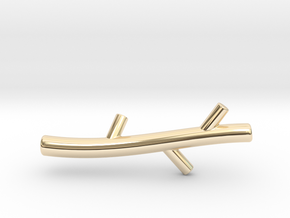 Stick in 14K Yellow Gold