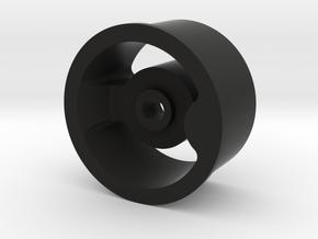MiniZ AWD Wide Rims in Black Strong & Flexible