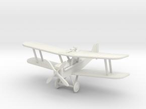 """S.E.5a """"Hispano-Suiza"""" 1:144th Scale in White Natural Versatile Plastic"""