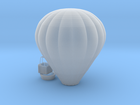 Hot Air Balloon - Zscale in Smooth Fine Detail Plastic