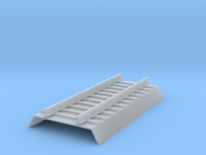 RoadBed Track - Z scale in Smooth Fine Detail Plastic