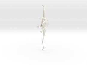 Agustinia 1/144 Krentz in White Natural Versatile Plastic