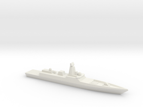 Project 22350 1:2400 in White Natural Versatile Plastic