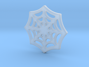 Web Token in Smooth Fine Detail Plastic