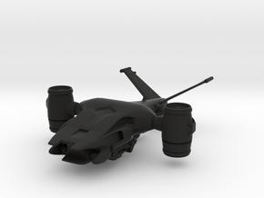 Terminator - Aerial HK Hunter Killer (T2 design) in Black Strong & Flexible
