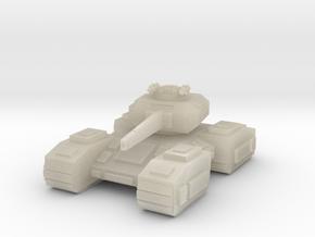 CCN 'Sabre' Medium Tank in White Acrylic