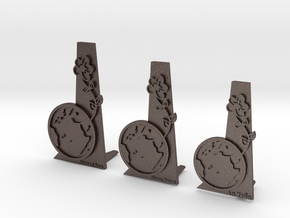 Earth Team Awards Smaller in Stainless Steel