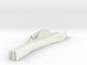 MartinMM07 in White Processed Versatile Plastic