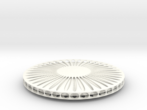 MartinMM03 in White Processed Versatile Plastic
