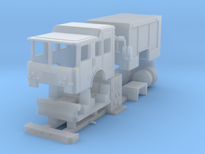 US Army HLF HighCab in Smooth Fine Detail Plastic