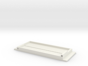 Xen O-chamber in White Natural Versatile Plastic